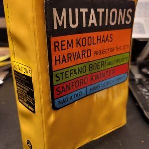 Mutations by Rem Koolhaus Architect